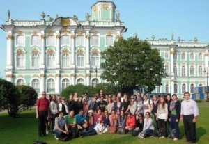 Summer University St.Petersburg 2013
