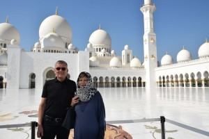 Abu Dhabi, Grand Mosque