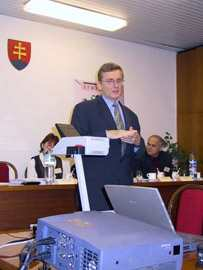 Konferenz Kosice, Slowakei