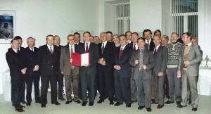 Habilitation SUT, St Petersburg 1995