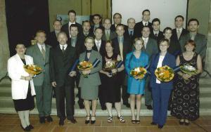 Abschluss Telematik 06 2001