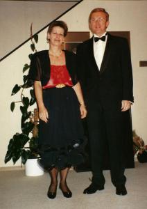 Ball Schloss Laxenburg 1990