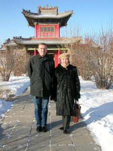 Mongolei November 2003