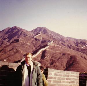 Great Wall, China 1990