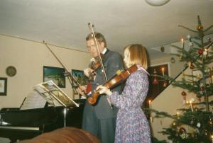 Hausmusik Dezember 1989