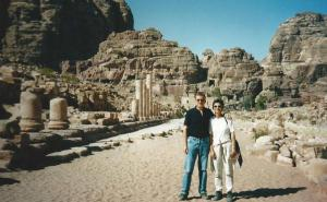 Jordanien November 2000