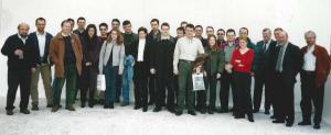 Masterprogramm Telematik-Management Athen 02 2001