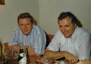 Toni Bum, Prag, Juni 1990