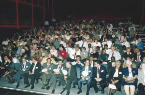 Universitaetsrektorenkonferenz 1999 in Bruessel