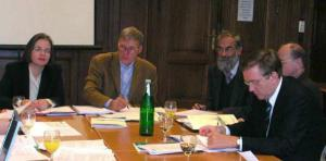 Vorstandssitzung Forum Neue Medien Österreich